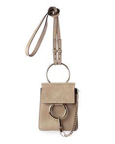 Chloe Faye Bracelet Bag Adorably impractical for me...