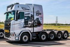Show Trucks, Big Rig Trucks, Heavy Duty Trucks, Heavy Truck, American Truck Simulator, Road Train, Cab Over, Peterbilt, Custom Trucks