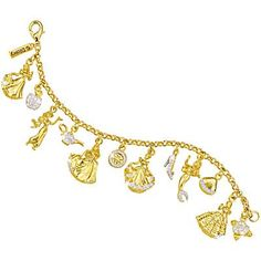 beauty and the beast jewelry disney couture - Google Search
