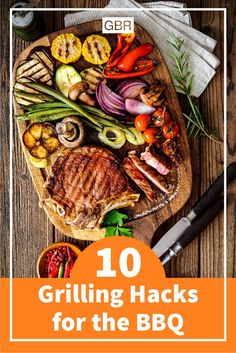 Use these grilling hacks for better BBQ'ing, cooking, and clean up! Budget Freezer Meals, Frugal Meals, Easy Meals, Fun Easy Recipes, Popular Recipes, Popular Food, Budget Recipes, Inexpensive Meals, Cheap Dinners