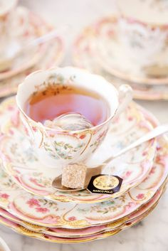 tea  time with marriage freres