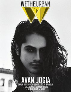 WeTheUrban Issue 7 COVER STAR: AVAN JOGIA