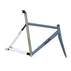 Grün Bike - Singapore Integral01 Charcoal Gray