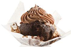 Lys sjokoladekrem - Bakeprosjektet Cupcake, Muffin, Baking, Breakfast, Desserts, Food, Birthday Cakes, Lily, Bread Making