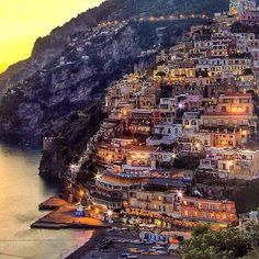 Positano , Italy