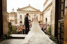 Kylie Gattinella and Alexander van Hoek's Wedding at La Posta Vecchia