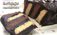 Bisküvili Pudingli Pasta Tarifi | Yemek Tarifleri Sitesi - Oktay Usta - Harika ve Nefis Yemek Tarifleri