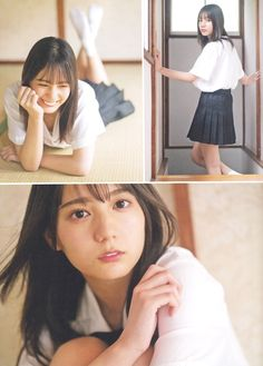 Beauty Shots, Cute Asian Girls, Pose Reference, Japanese Girl, Kawaii, Poses, Twitter, Pretty, Photography