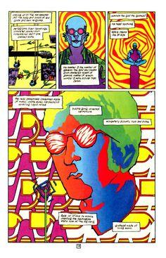 Grant Morrison's Invisibles
