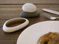 Salt & Pepper en oliekom - CottonandStone.nl