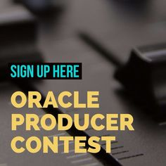 #SoundOracle's #ProducerContest (Spring 2017) - 3 DAYS LEFT : https://gleam.io/VWgtR/sound-oracle-producer-contest-spring-2017