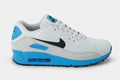 #Nike Air Max 90 EM Blue/Grey