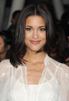 Actress Julia Jones- Native American (Choctaw and Chiksaw) and African American. Best known for playing Leah in Twilight.