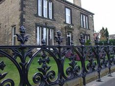 Heritage Cast Iron showcase the best quality Iron Gates at the best prices. For enduring craft that will last, see our traditional, decorative Iron Gates.
