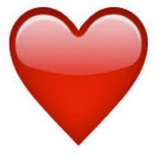Image Result For Love Heart Emoji