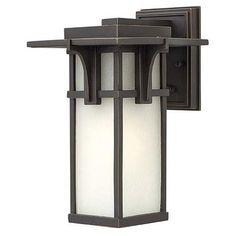 Hinkley Lighting Manhattan 1 Light Wall Lantern & Reviews | Wayfair