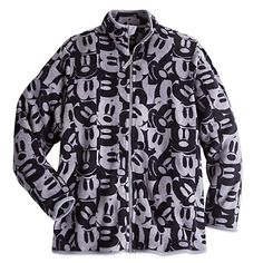Mickey Mouse Fleece Jacket for Men | Disney Store