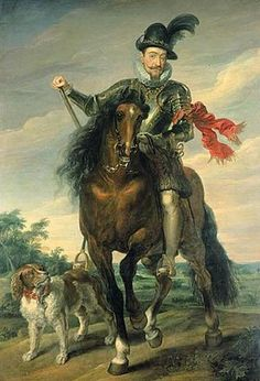 Peter Paul Rubens - Equestrian Portrait of King Sigismund III