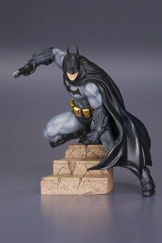 Arkham City Batman ARTFX+ Statue. #batman alteregocomics.com