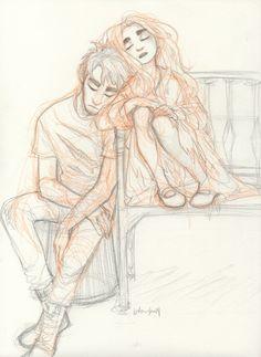 """ don't you worry, keep on sleeping """