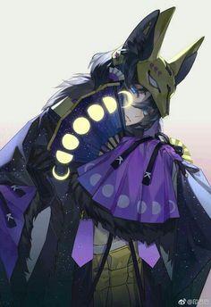 [onmyoji] fan art - chap 2 - Page 3 - Wattpad Manga Art, Manga Anime, Anime Art, Manga Drawing, Mascara Anime, Badass Anime, Animé Fan Art, Image Manga, Anime Kunst