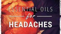 Headache Remedies Essential Oils For Headaches Essential Oils Allergies, Essential Oils For Migraines, Essential Oils For Sleep, Best Essential Oils, Asthma Relief, Headache Relief, Oil For Headache, Esential Oils