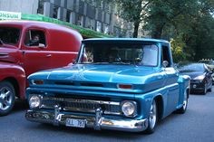 where are all the 60-66 stepsides - The 1947 - Present Chevrolet & GMC Truck Message Board Network