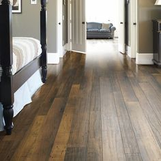 "Shaw Floors Winton 5"" x 48"" x 8mm Maple Laminate in Geralton & Reviews 