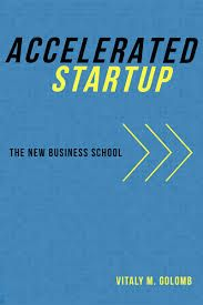 Accelerators are the new MBA and Vitaly has taught at some of the world's best, including 500 Startups. This book is filled with lessons learned from his 16+ years in the Silicon Valley trenches and insights from the leaders of the startup movement.  https://publishizer.com/accelerated-startup/