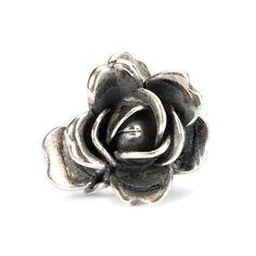 Rose of June Bead - Trollbeads.com