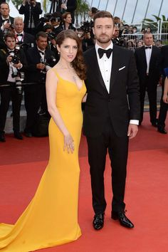 Justin Timberlake y Anna Kendrick - Cannes Festival 2016 | Sup3rb