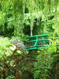 Giverny Casa de Monet, via Flickr