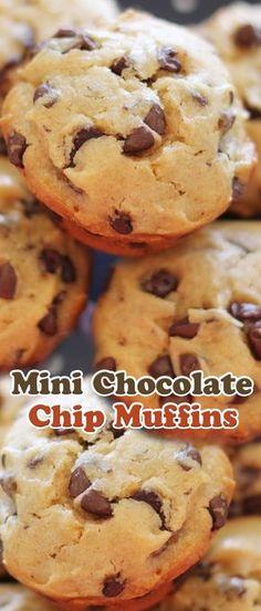 Mini Chocolate Chip Muffin