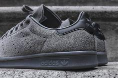 Adidas Stan Smith (Grey Suede)