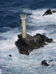 ✯ Longships Lighthouse, Land's End, Cornwall