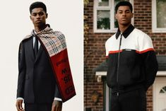 Marcus Rashford looks like a superhero as he joins forces with Burberry to end child food poverty Food Poverty, Boss Show, Male Athletes, Youth Club, Youth Center, Marcus Rashford, Football Boys, Many Men, Athletic Men