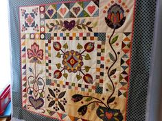 Made by Cathelijine Wijnants  Supergoof Quilts