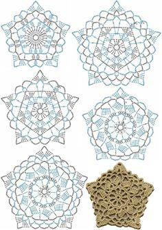 DORIS CHAN - CROCHET CONVERTIBILE: i disegni personalizzabili per gli indumenti MODA 2013. Discussione sulla LiveInternet - Russo Servizi online Diaries