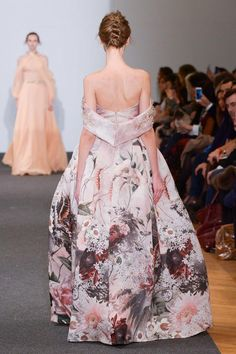 Dany Atrache haute couture spring 2016  Paris fashion week.
