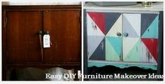 New Great Tips and DIY ideas for Furniture Makeover #diyideas