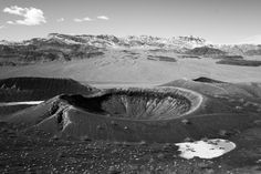 Little Hebe Crater in Death Valley National Park California [OC] [24001600]