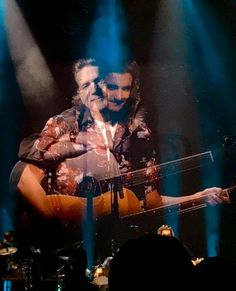 Deacon and Glenn Frey - March 2018