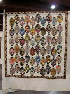 Japanese Lanterns   Lanterns, Japanese and Quilt : japanese lantern quilt pattern - Adamdwight.com