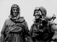 Sir Edmund Hillary   1st man to climb Mt. Everest with Tensing Norgay
