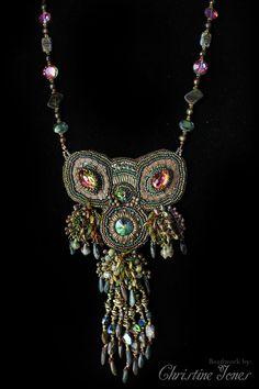 .Christine Jones beadwork