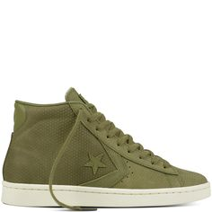 #CONS #Pro #Leather'76 #Lux #Leather #Verde #green #sneakers #circulogpr