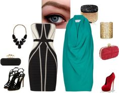 """""""Kylie's Engagement Party Outfit"""" by kristin-landgrebe-sample on Polyvore"""