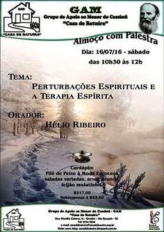 """GAM – Grupo de Apoio ao Menor do Cassinu """"Casa de Batuíra"""" Convida para o seu Almoço com Palestra - São Gonçalo - RJ - http://www.agendaespiritabrasil.com.br/2016/07/15/gam-grupo-de-apoio-ao-menor-do-cassinu-casa-de-batuira-convida-para-o-seu-almoco-com-palestra-sao-goncalo-rj/"""