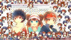 Fanarts Pokémon Black and White, Touhou Project, Madoka ... by Namie-kun | Manga.Tv - Anime Online en streaming légal et gratuit !