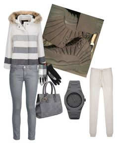 """warm up to some freshness"" by outerego on Polyvore featuring Woolrich, George J. Love and CC"